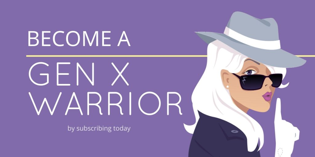 TGC Podcast Gen X Warrior Image
