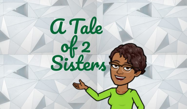 Toni G Campbell The Podcast A Tale of 2 Sisters Conversation Image